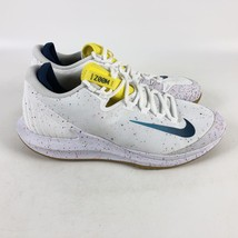 Nike Air Court Zoom Zero Tennis Shoes Women's Size 12 White AA8022 107 - $79.00