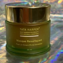 1 Oz. Tata Harper Resurfacing Mask NEW WITH BOX Instantly Restores Radiance image 3