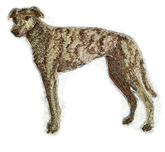 Amazing Custom Dog Portraits [Greyhound] Embroidery Iron On/Sew patch [5... - €8,51 EUR
