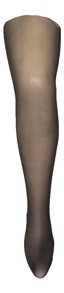 Ladies 40 Denier Designer Tights One Size 8-14 Uk, 36-42 Eur Black XXX