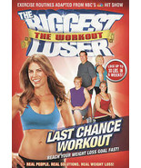 The Biggest Loser: The Workout - Last Chance Workout (DVD, 2009) - $17.77