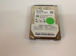 "Toshiba MK1656GSY 2.5"" 160GB 7200 RPM SATA Internal Hard Disk Drive - $20.00"