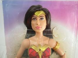 "NEW DC Wonder Woman 1984 Movie Wonder Woman Doll12"" Battle-Ready NIB Mat... - $37.39"