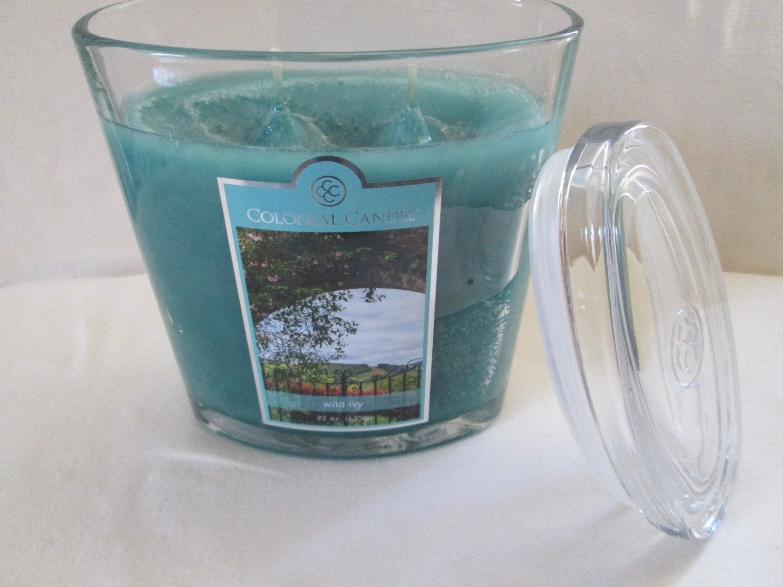NEW /& RETIRED CHOICES COLONIAL CANDLE Large 22 oz 2-Wick Oval Jar CANDLES