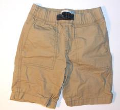Old Navy Boys Khaki Shorts Adjustable Waist Size Small 6-7 VGUC - $13.57