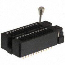 54993-6 Amp ZIF-LOCK Connector 8414 24 Position Similar To 24-6554-11 Aries - $9.70