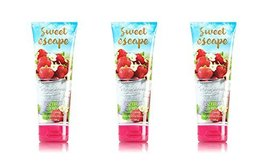 3 Sweet Escape Strawberry Picnic 24 Hour Moisture Ultra Shea Body Cream ... - $23.50