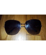 BVLGARI Dark Tint Brown Purple Shades Sunglasses 6077-B 376/8G 59 17 135 3N - $204.99