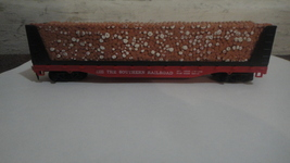 TYCO HO SCALE 4365 THE SOUTHERN RAILROAD PULPWOOD LUMBER FREIGHT CAR..VI... - $9.00