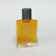 Jovan Musk for Men After shave Cologne 0.5 oz 15ml by Coty Travel Size U... - $7.99