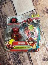 Mecard Shuma Deluxe Battle Action Game  - $9.99