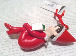 Dept 56 - Elf on the Shelf - Elf named Aubrey Christmas Ornament image 5
