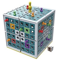 Squashed 3D Strategy Board Game - $42.68