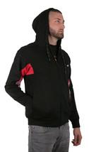 Staple New York Chromatic Zip Up Men's Hooded Sweatshirt Hoodie NWT image 2