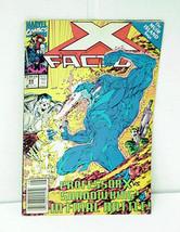 Vintage 1991 X-Factor Professor X vs. Shadow King In Final Battle! Volume 1, #69 - £3.97 GBP