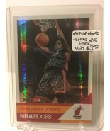 2017-18 Hoops Shaquille O'Neal NBA 2K #NNO Shaquille O'Neal FOIL Miami Heat - $1.85
