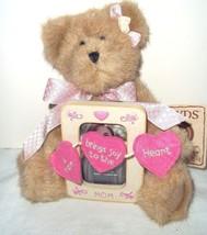 "Boyds Bears ""G.I. Loveya"" #9711HM- 8"" Plush Bear- HALLMARK EXCLUSIVE- 2004 - $23.99"