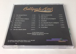 Ballpark Hits by Bobby Freeman Official Organist of Arizona Diamondbacks Signed image 2
