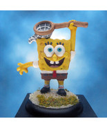 Painted SpongeBob Squarepants Monopoly Token - $37.25