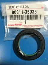 1-PC PACK GENUINE TOYOTA VARIOUS MODELS 9031135035 TYPE T  OIL SEAL 9031... - $18.72