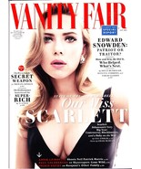 Vanity Fair Celebrity Magazine, May 2014, Our Miss Scarlet - $3.75