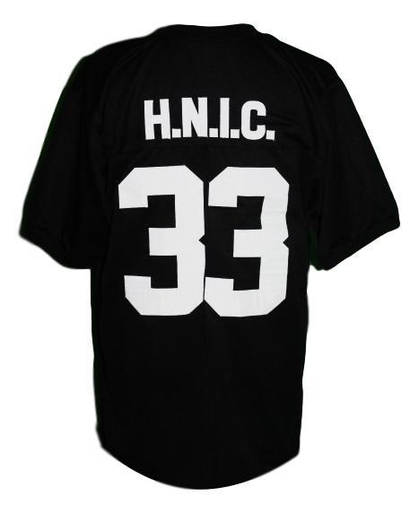 H.n.i.c.  33 hennessy football jersey black 2