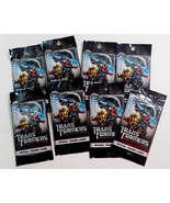 Transformers: Dark of the Moon trading cards 8 sealed packs, 2011 - $15.95