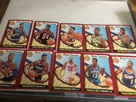 1991-92 FLEER ROOKIE SENSATIONS INSERT BASKETBALL CARD SET ~  Gary Payto... - $9.49