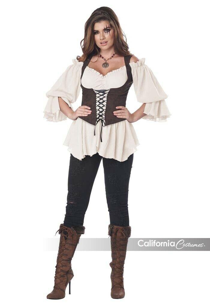 California Trajes Ain'T Afraid a No Lobo Adulto Disfraz Halloween 01449