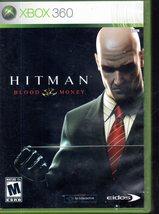 Hitman: Blood Money - Microsoft Xbox 360, - $7.90