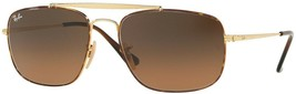 Ray Ban Men Sunglasses RB3560 910/443 Gradient Lens 58mm Authentic - $105.73
