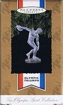 "Hallmark 1996 Atlanta Olympic Games ""Olympic Triumph Figurine"" - $4.95"