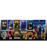 Doctor Who The Complete Series Seasons 1-11 (DVD, 58 Disc Box Set) Brand... - $122.99