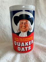 Regal China Co. Cookie Jar Quaker Oats Oatmeal Cookie Recipe Vintage 1977 - $36.10
