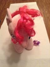 Build A Bear Pinkie Pie horse plush  miniature pony 15 inch Lot of 2 - $14.99