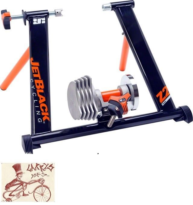 JETBLACK  Z2 FLUID RESISTANCE TRAINER--WITH FREE LITE TRAINING APP
