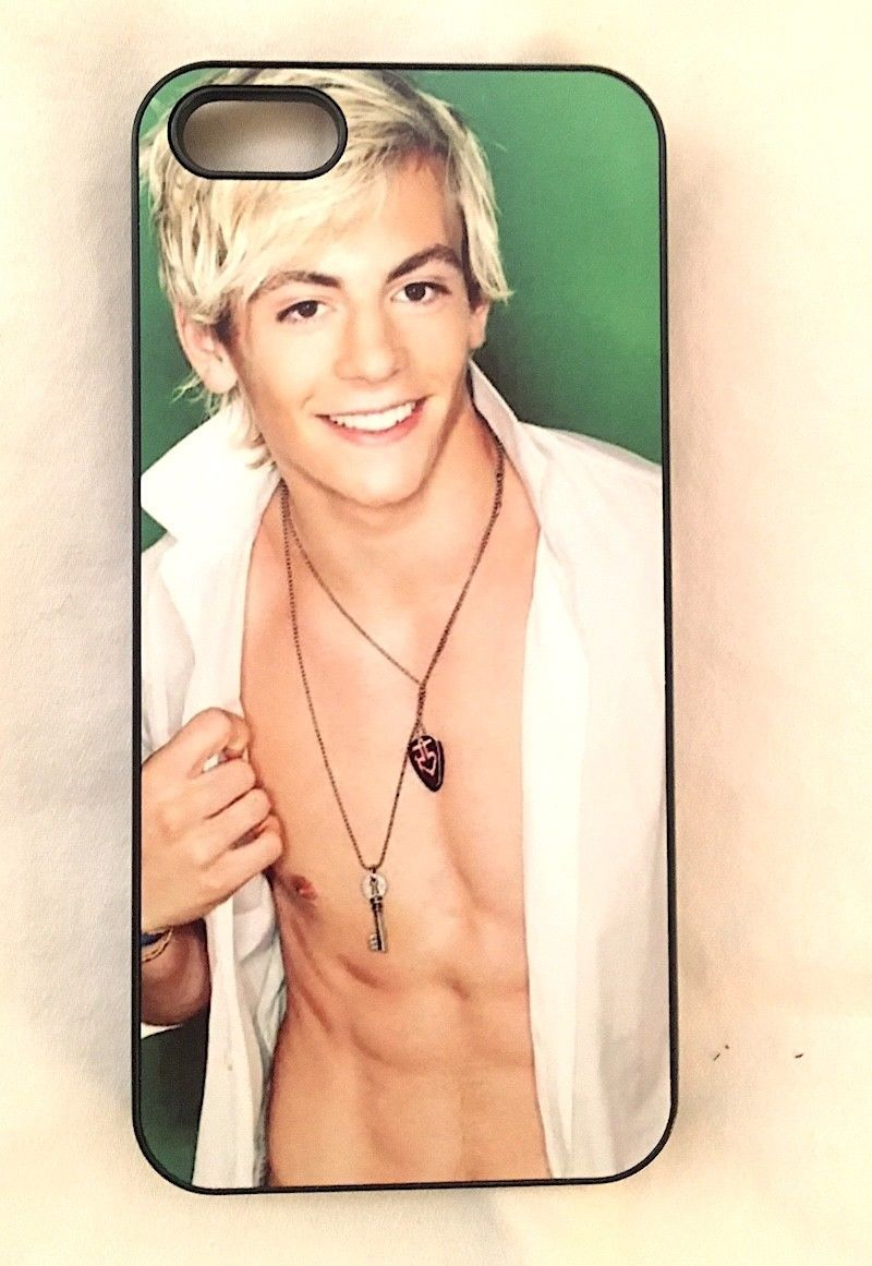 Sexy Teen Star Ross Lynch Photo Apple iPhone 5  Hard Case** NEW! Last One!