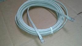 US MADE 25ft  Quabbin 9720R T1 Shielded RJ48C Patch Cable (RJ45 M/M)  (Straight) - $25.00