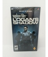 Syphon Filter PSP Logan's Shadow Demo Disc PlayStation Promo New Sealed VTG - $39.59