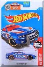 Hot Wheels - '10 Camaro SS: HW Rescue #1/10 - #211/250 (2016) *Blue Edit... - $2.00