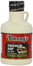 Johnny's French Dip Concentrated Au Jus Sauce, 8 oz - $8.37