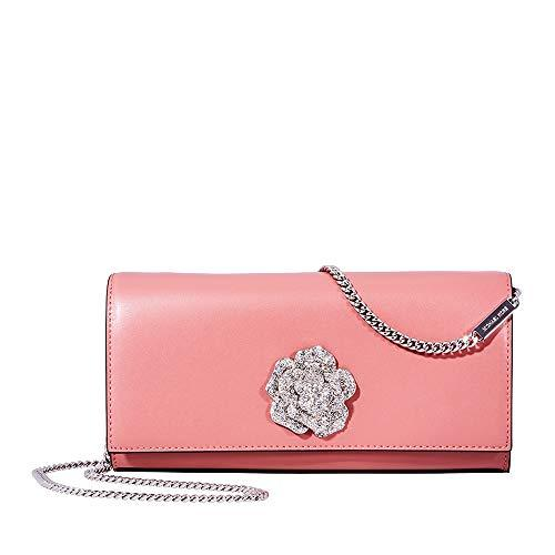 Michael Kors Bellami East West Clutch ROSE