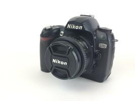 Nikon D70 w/ Bag Sigma EF-610 DG Flash CF Cards other extras - $158.94