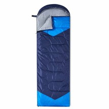 Mummy Sleeping Bag for Traveling, Camping, Hiking and Outdoor Activities - $29.69