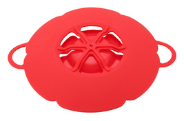 New Arrival Kitchen Gadgets Silicone Lid Spill Stopper Pot Cover Cooking... - £11.26 GBP