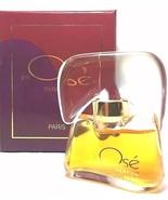 J'ai Ose Parfum Splash .25 oz 7.5 ml Made in Paris France - $38.00