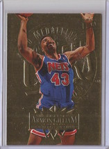 1995-96 Fleer Ultra Gold Medallion Armon Gilliam 114 Basketball Card - $3.75