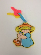Fisher Price My Pretty Purse Girl Toy Replacement Keychain Keys Vintage ... - $9.85