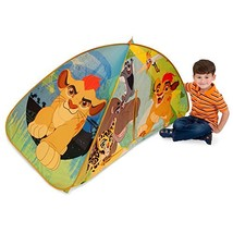 Playhut Lion Guard 2-in-1 Bed Tent, Green - $40.80