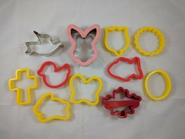 Easter Spring Cookie Cutters Molds Preschool - $7.38